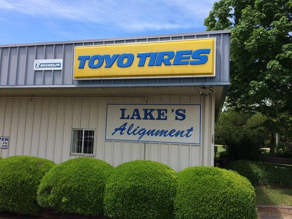 Lake's Alignment Service: 104 Johnson St, East Dublin, GA