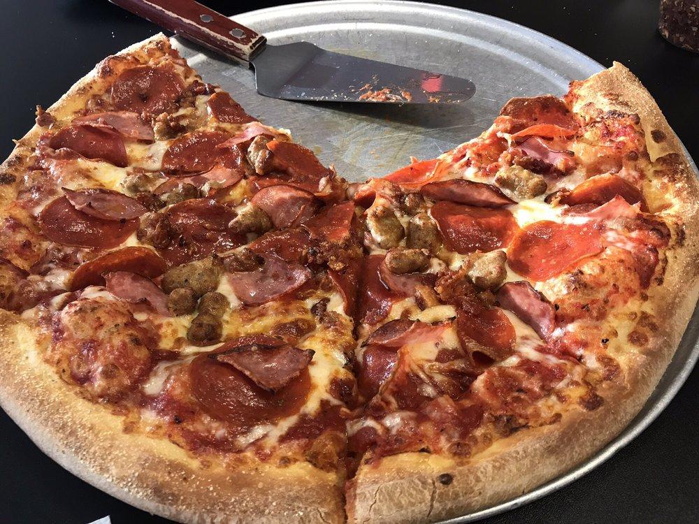 Great American Pizza: 1520 N Resler Dr, El Paso, TX