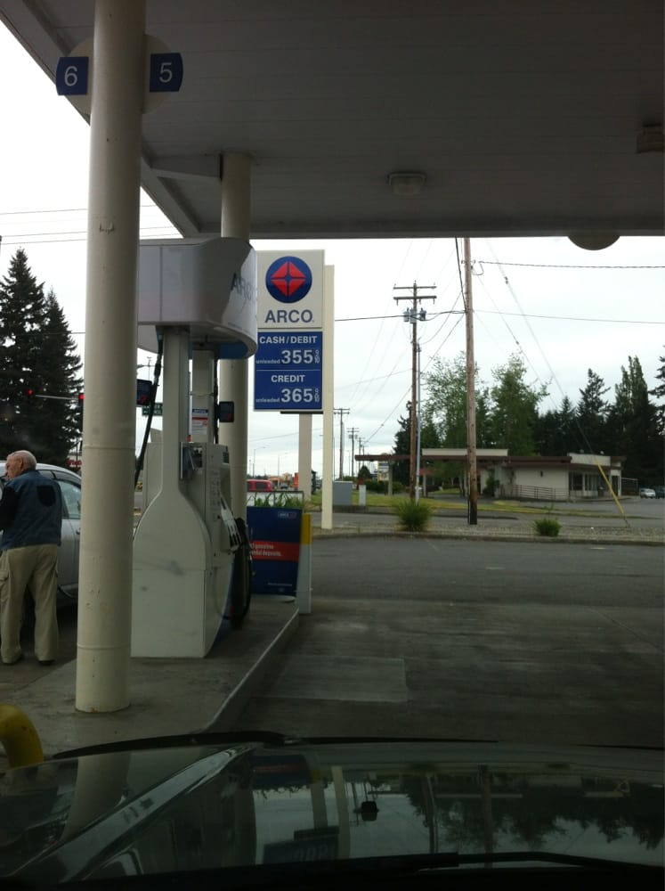 Arco Gas Station Near Me >> Arco - Gas & Service Stations - 7291 Martin Way E, Olympia ...