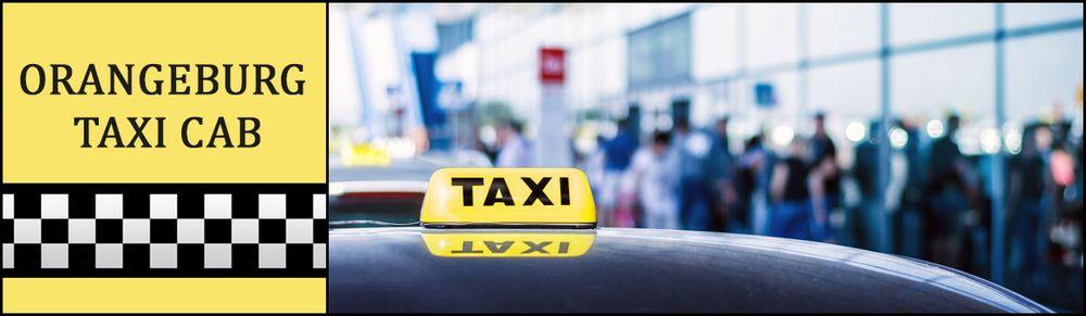 Orangeburg Taxi Cab: Orangeburg, SC