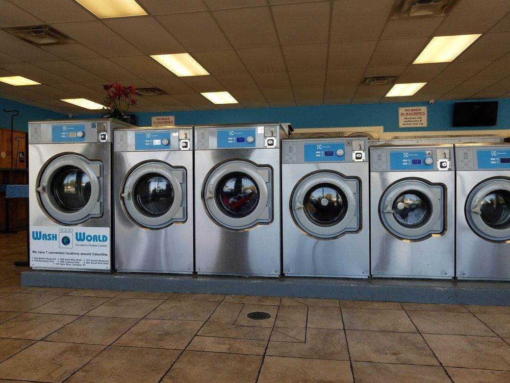 Wash World: 1604 Leesburg Rd, Columbia, SC