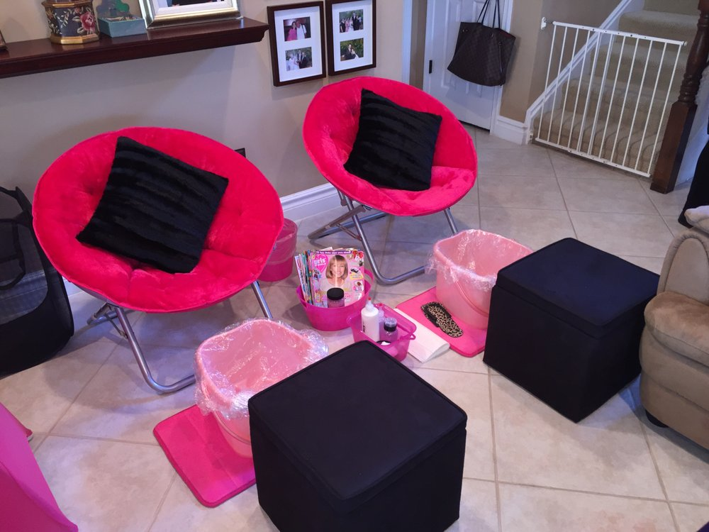 Comfy spa chairs - Yelp