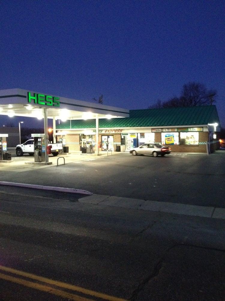 Hess Gas Station: 4002 Chestnut St, Emmaus, PA