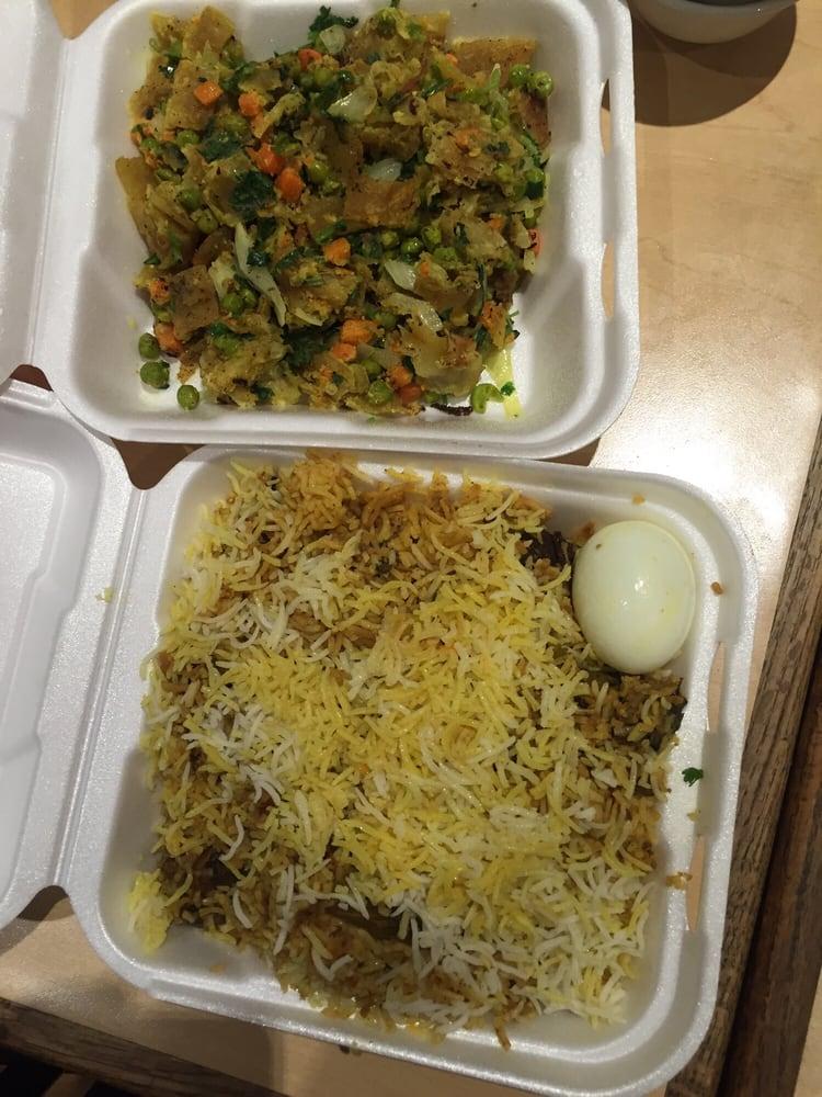 Awesome chicken biriyani yelp - Annapurna indian cuisine ...