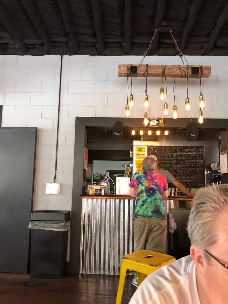 Stoker's Brewing: 36 Mauch Chunk St, Tamaqua, PA
