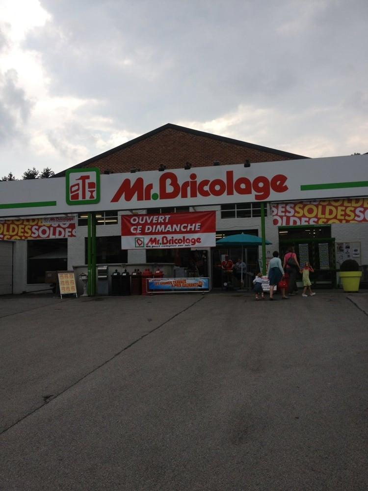 Mr bricolage dinant magasins de bricolage rue saint jacques 329 dinant namur num ro de - Mr bricolage st jouan ...