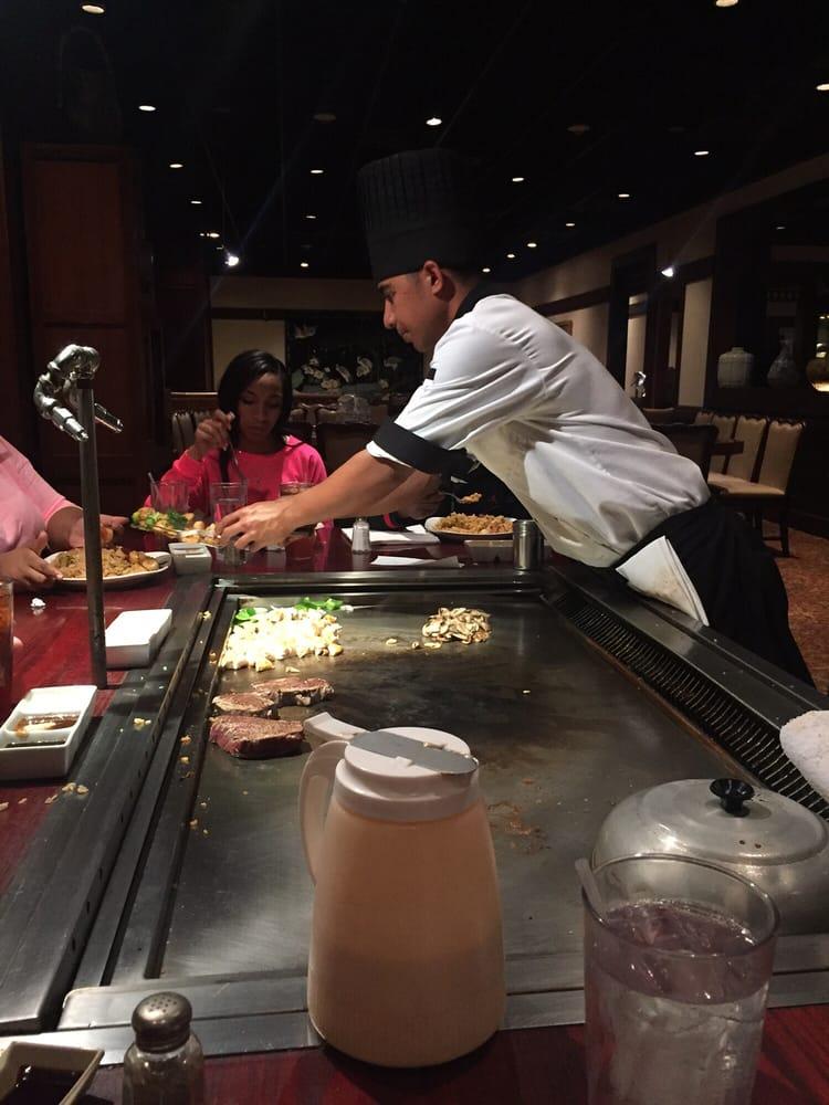 Japanese Restaurant Greenville Sc