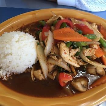 Bangkok Cafe Foxboro Reviews