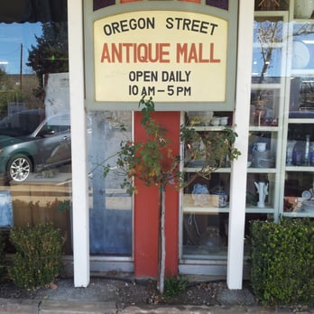 antique stores redding ca Oregon Street Antique Mall   24 Photos   Antiques   1261 Oregon St  antique stores redding ca