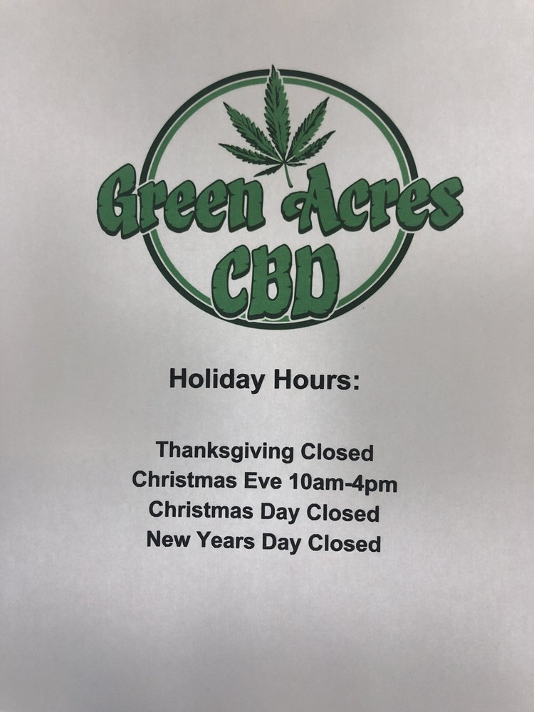 Green Acres CBD: 820 Park Ave, Beaver Dam, WI