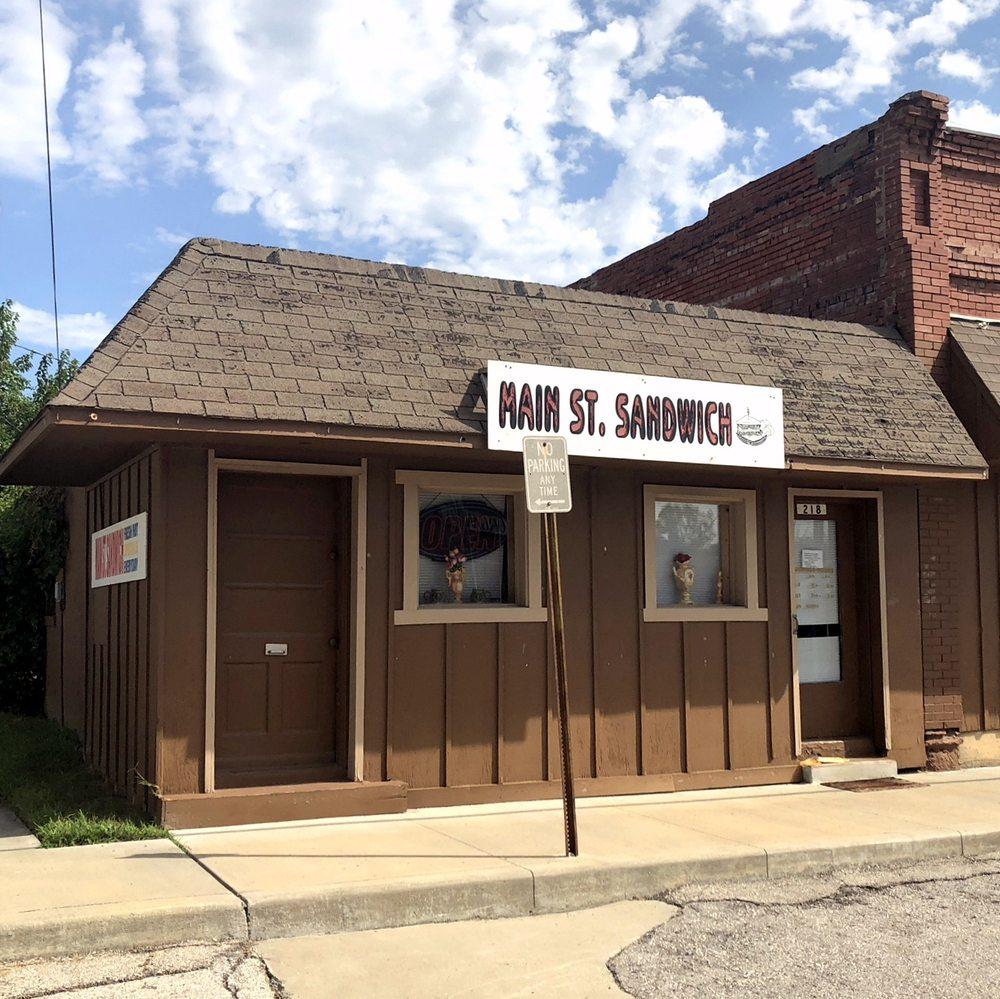 Main Street Deli: 218 W Main St, Cleveland, MO