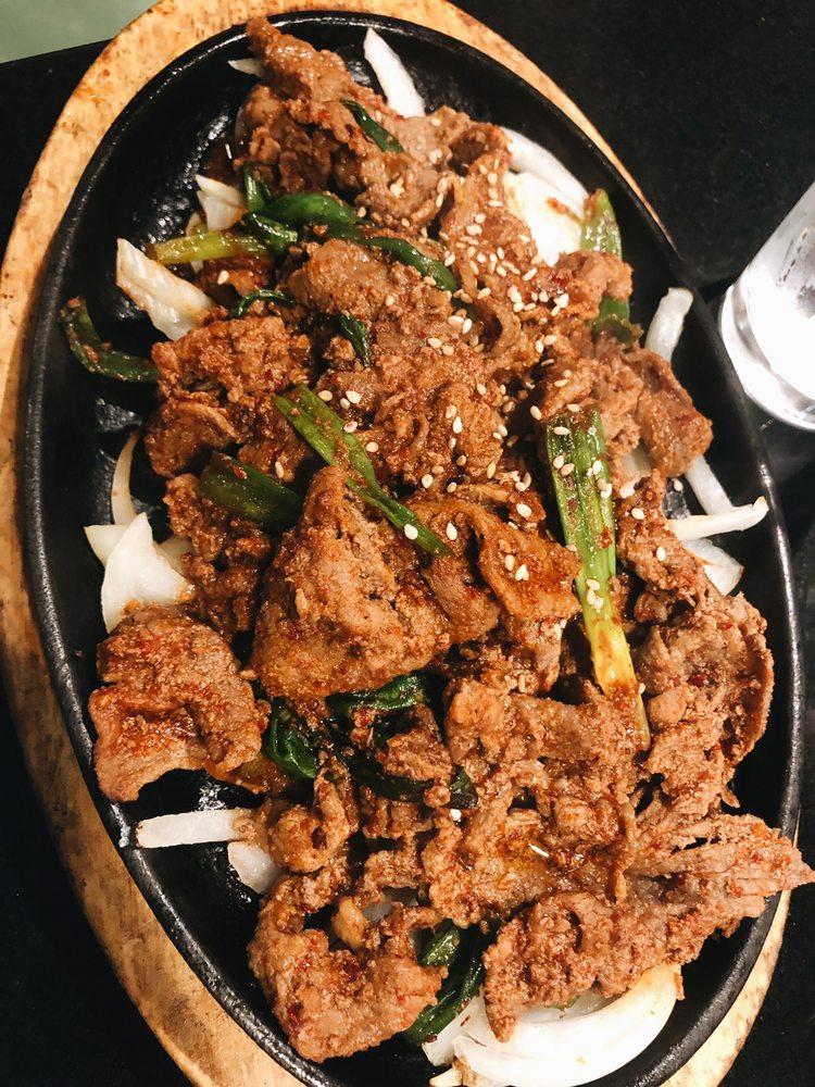 Food from Korea House