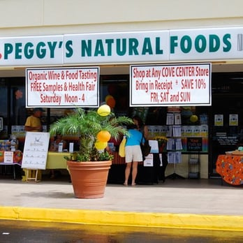 Peggy S Natural Foods Stuart Fl