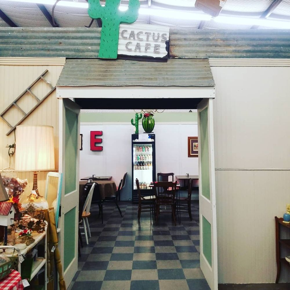 The Cactus Cafe: 100 W 3rd St, Justin, TX