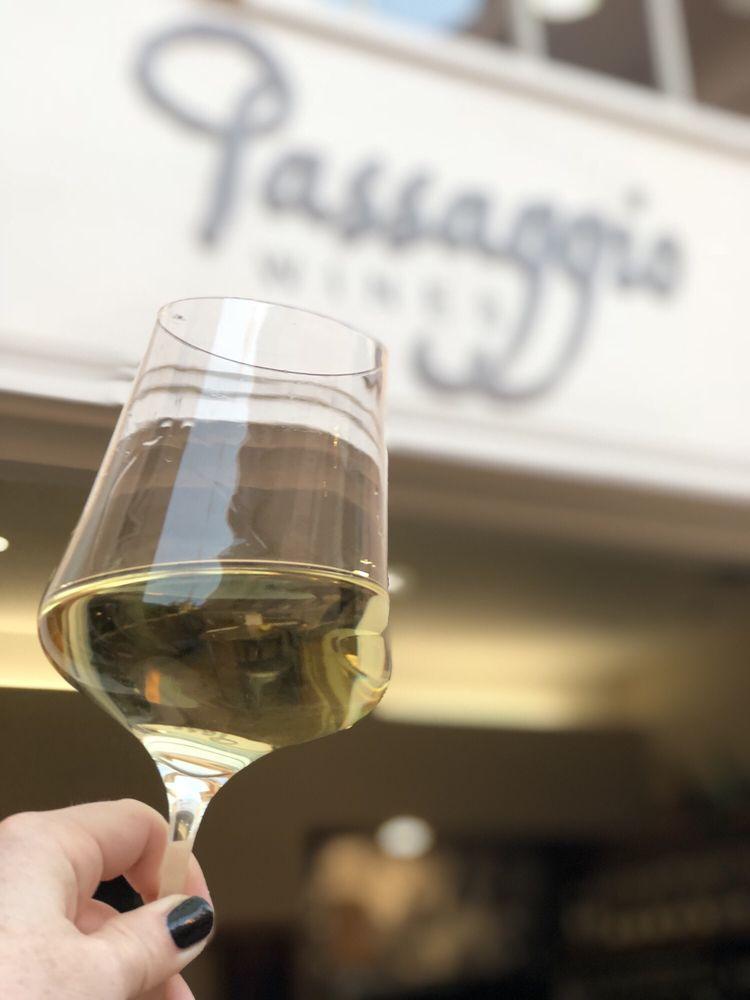 Passaggio Wines Tasting Room: 25 East Napa St, Sonoma, CA