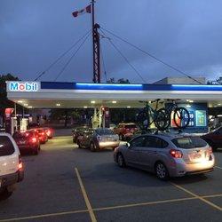 Mobil - Gas Stations - 3191 Grandview Hwy, Renfrew