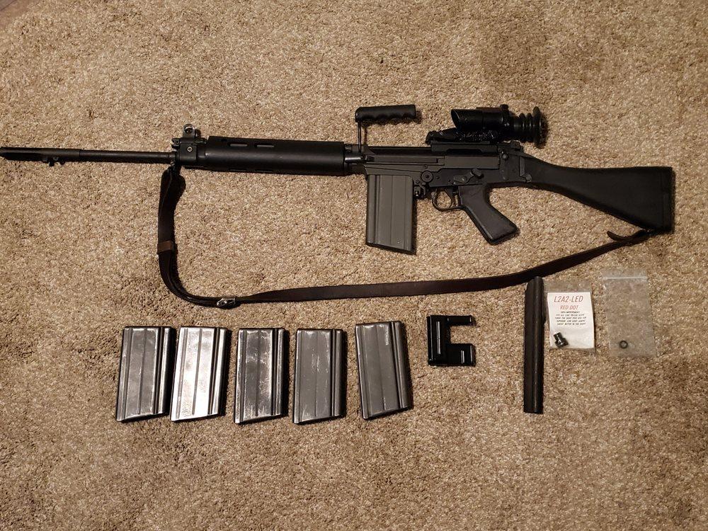 Gun Stock and Barrel: 3508 E Gulf To Lake Hwy, Inverness, FL