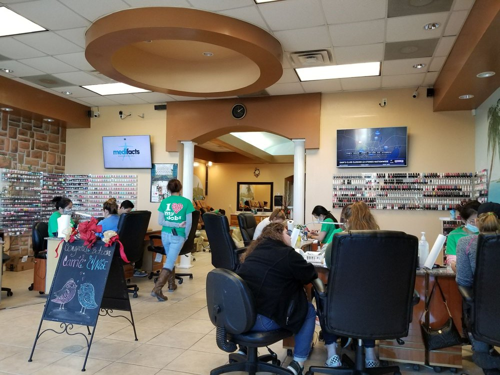 Herbal Nails & Spa: 11510 Space Center Blvd, Houston, TX