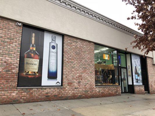 Big Js Wines Liquors 581 Clinton St Brooklyn Ny Liquor Stores