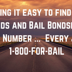 1 800 For Bail - Bail Bondsmen - Dublin, VA - Phone Number