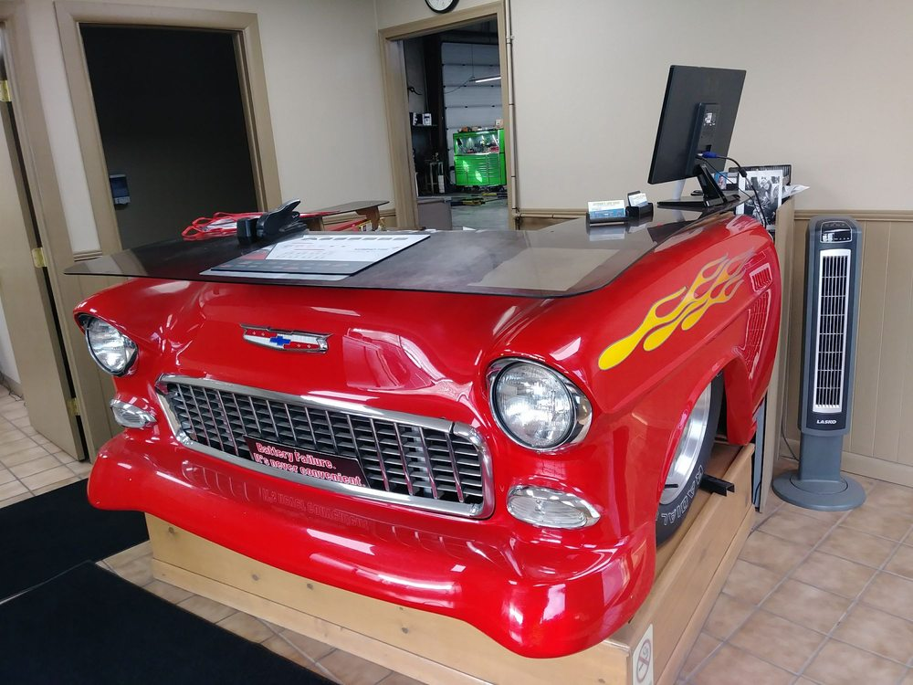 Snyder's Car Care: 4881 Muhlhauser Rd, West Chester Township, OH