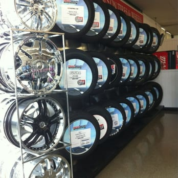 You can shop tires by vehicle, tires by size, or tires by brand and pick up your tires in a store or have them shipped right to your house or business. There are tire manufacturer rebates as well as Pep Boys rebates and we also offer tire financing options with our Pep Boys credit card.