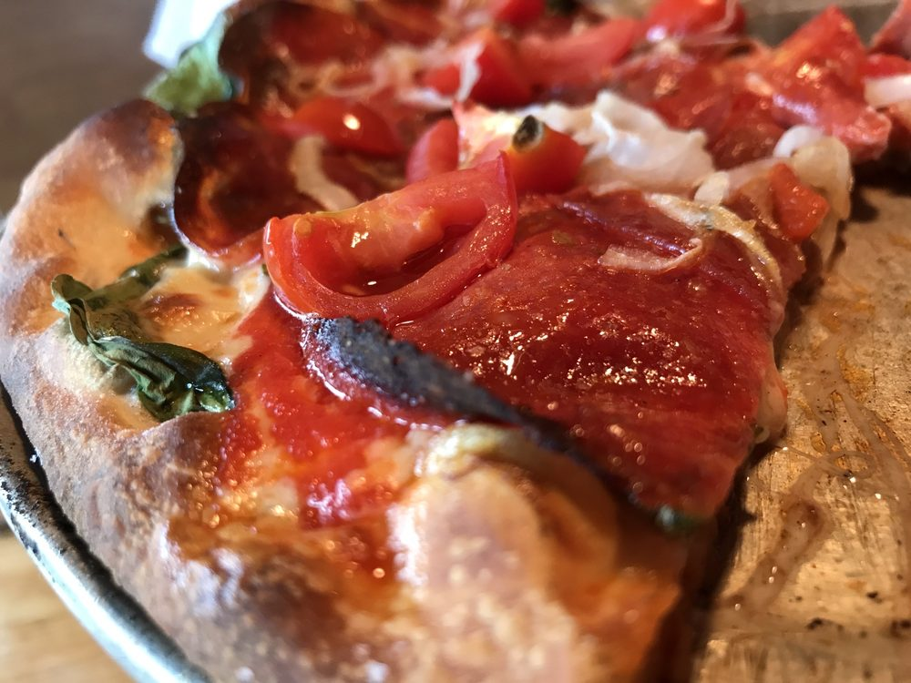 Social Spots from Black Sheep Coal Fired Pizza