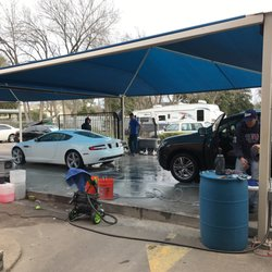 Photo of Prestige Hand Car Wash - Houston TX United States ... : car wash tent - memphite.com