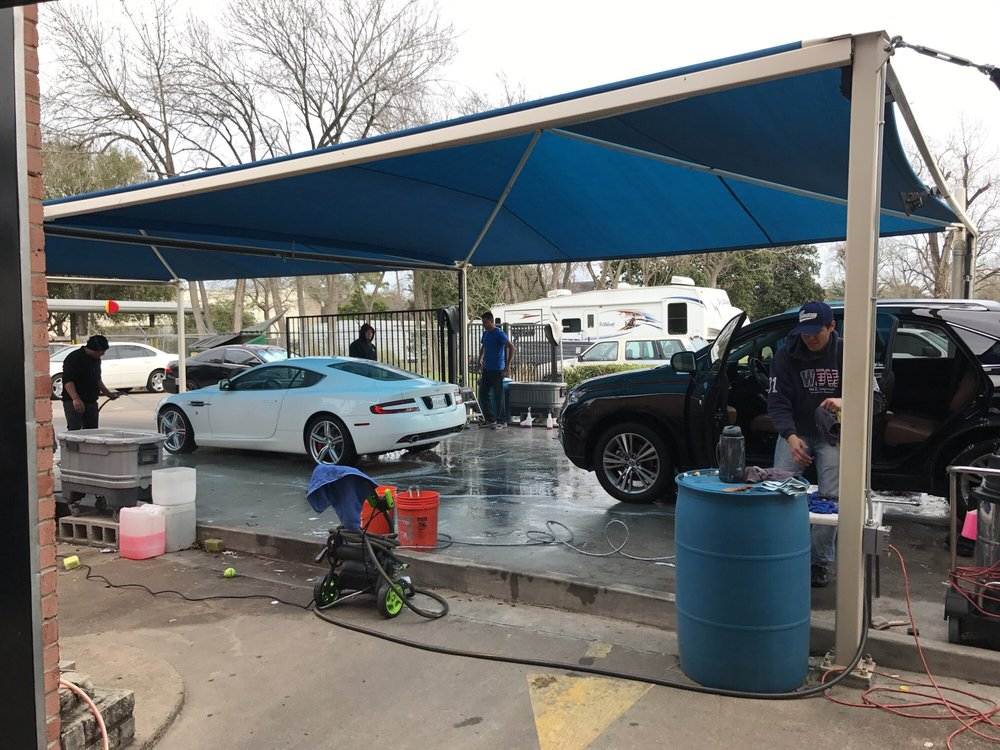 Hand Wash Car Hosston