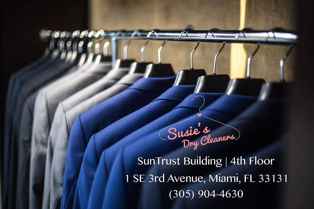 Susie's Dry Cleaners