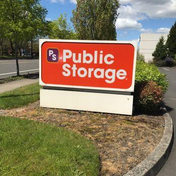 Photo Of Public Storage Beaverton Or United States