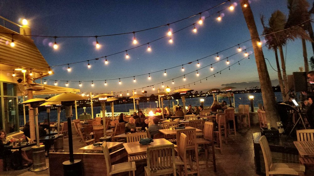 Photo Of The Boathouse On Bay Long Beach Ca United States