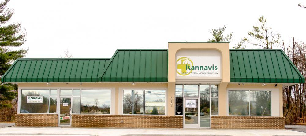 Kannavis: 8709 Fingerboard Rd, Frederick, MD