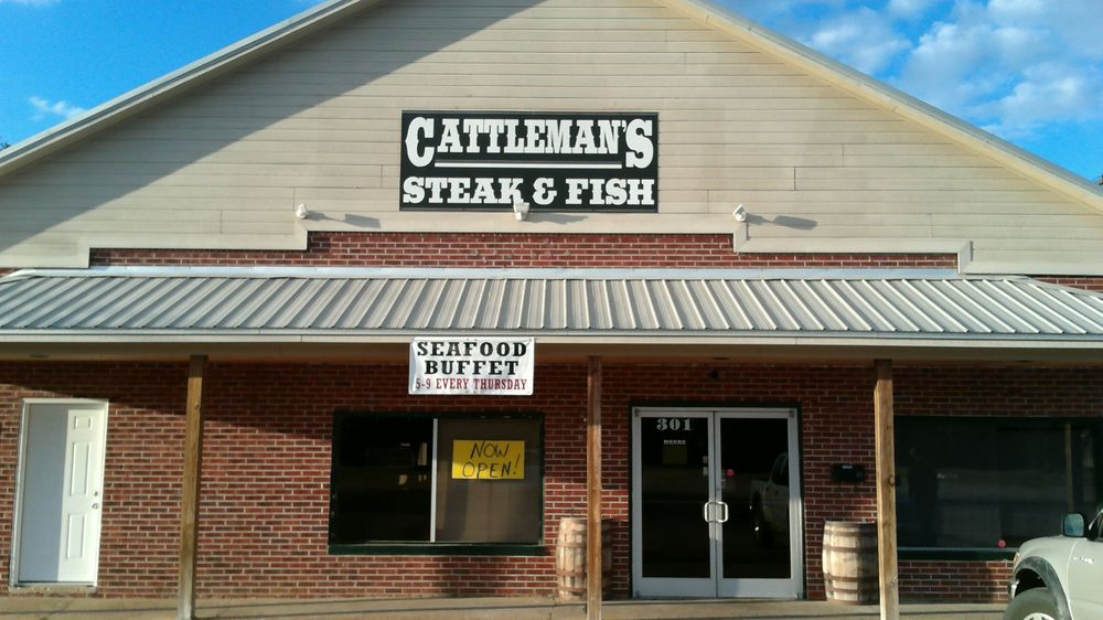 Cattleman s steak and fish steakhouses 301 tuscaloosa for Steak and fish restaurants near me