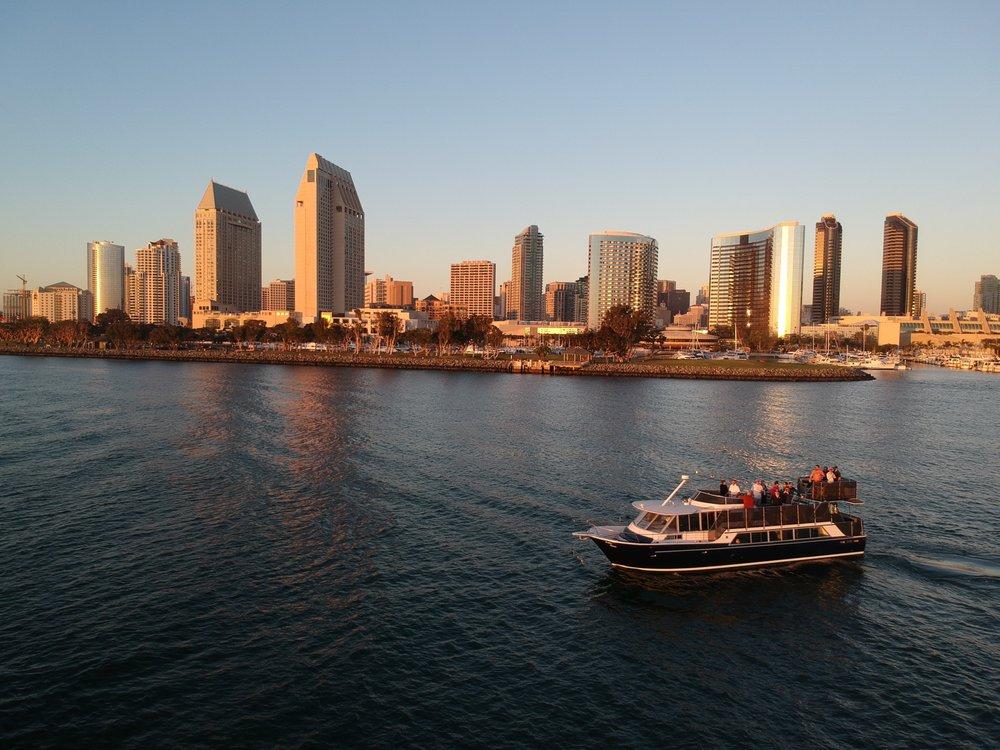 San Diego Bay Cruises: 1380 Harbor Island Dr, San Diego, CA