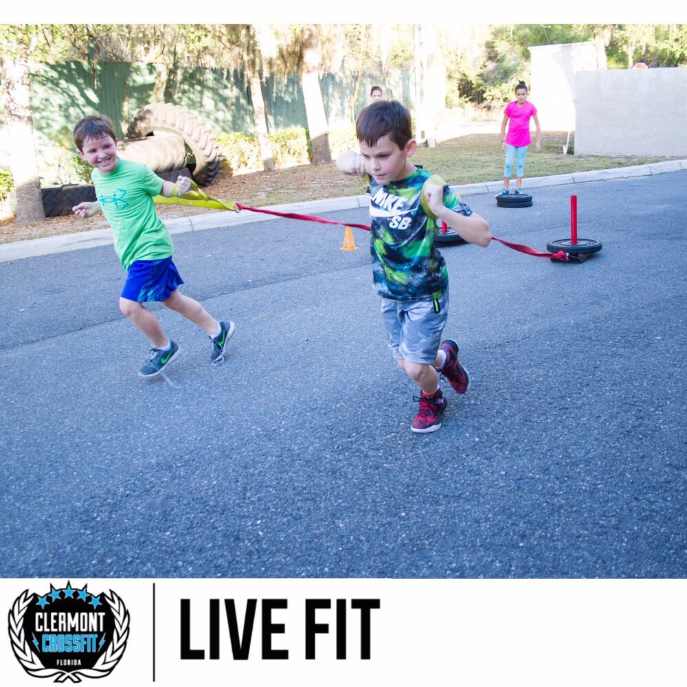 Clermont CrossFit: 407 Old Hwy 50, Minneola, FL