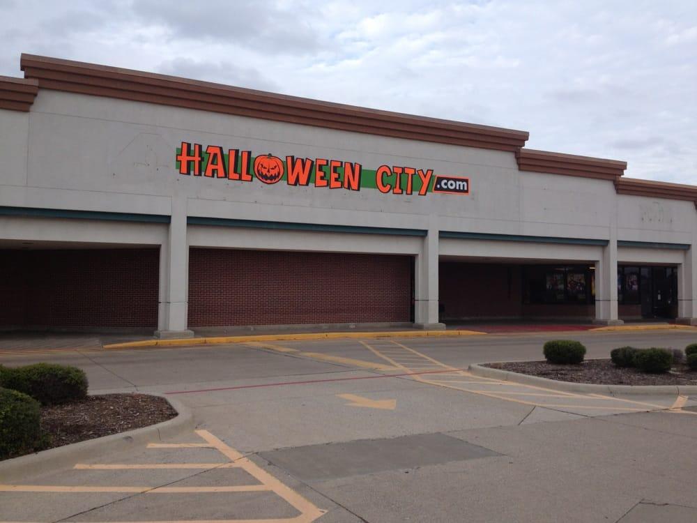 halloween garland tx