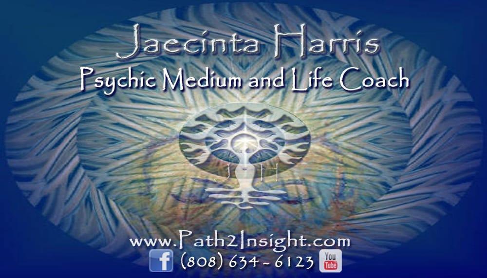 Psychic Medium & Spiritual Life Coach: 15-1771 Awa St, Keaau, HI