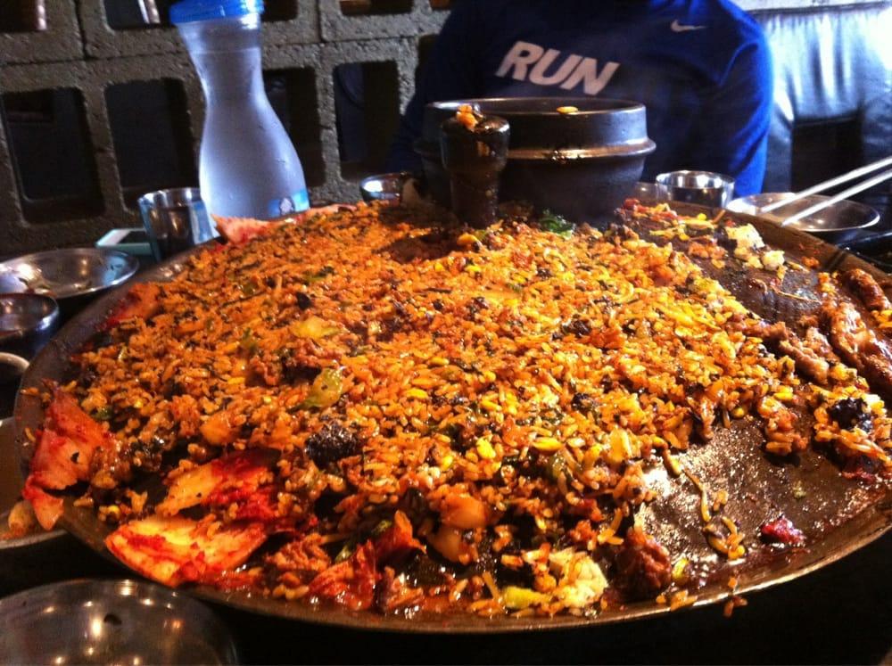 Korean Restaurants Duluth Ga