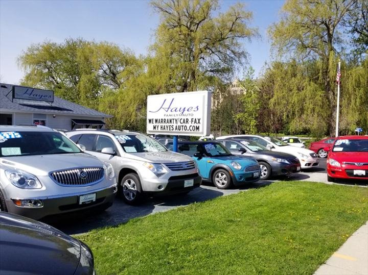 Hayes Auto Watertown Wi >> Hayes Family Auto 24 Photos Auto Repair 731 W Main St