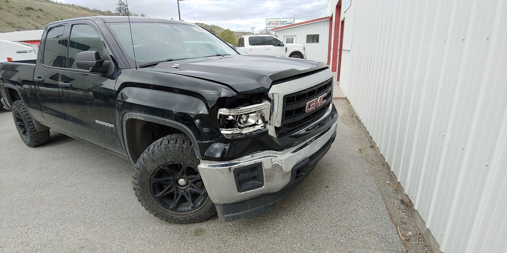D & D Auto Body Shop: 1604 2nd Ave N, Okanogan, WA
