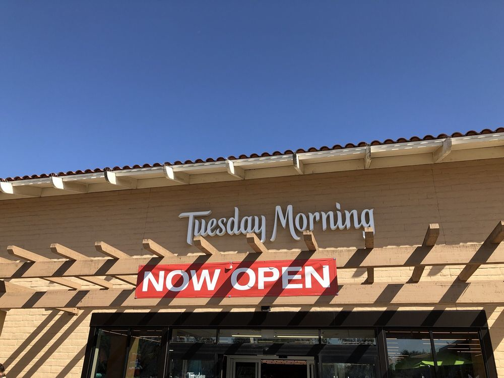 Tuesday Morning: 1350 N Moorpark Rd, Thousand Oaks, CA
