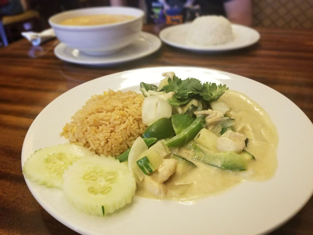 Simply Siam: 314 N Main St, Maryville, MO