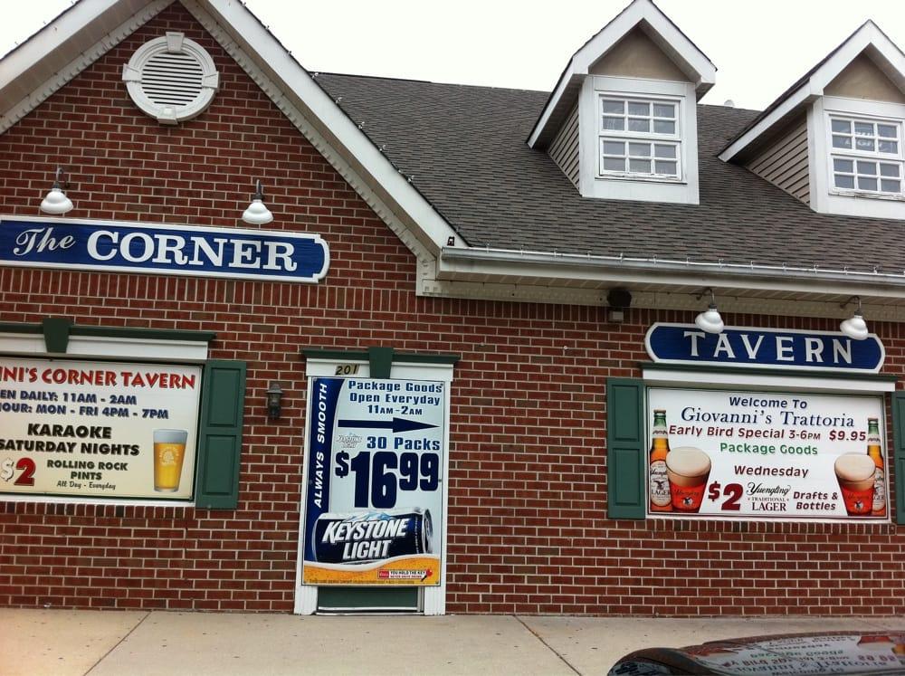 Corner Tavern