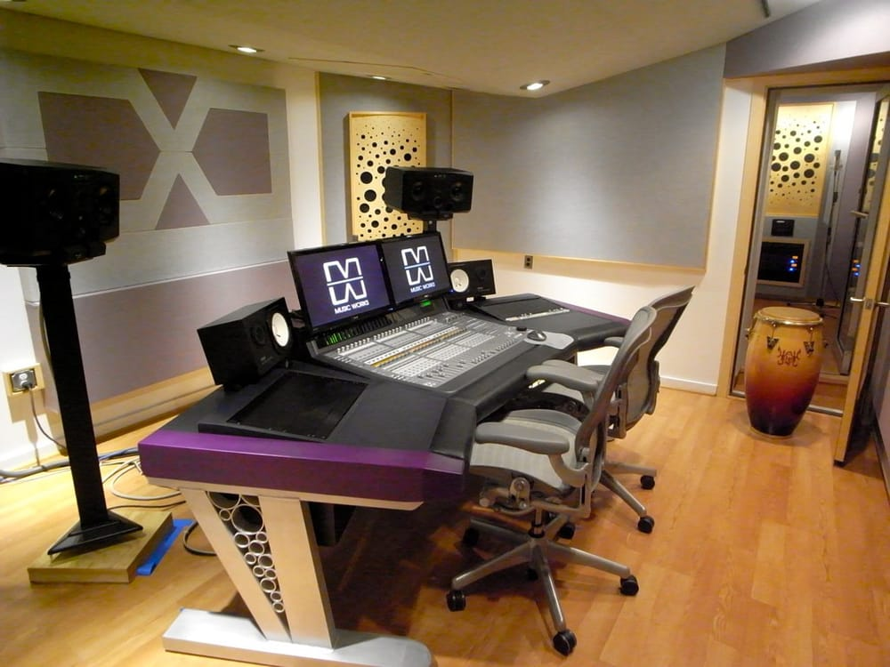 Music Works NYC - Recording & Rehearsal Studios - 215 W 91st St ...
