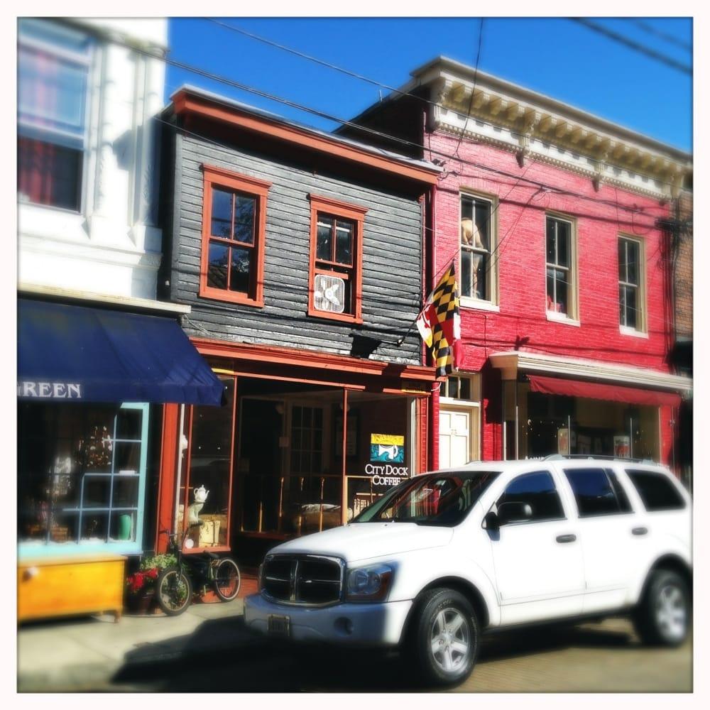 City Dock Cafe Annapolis