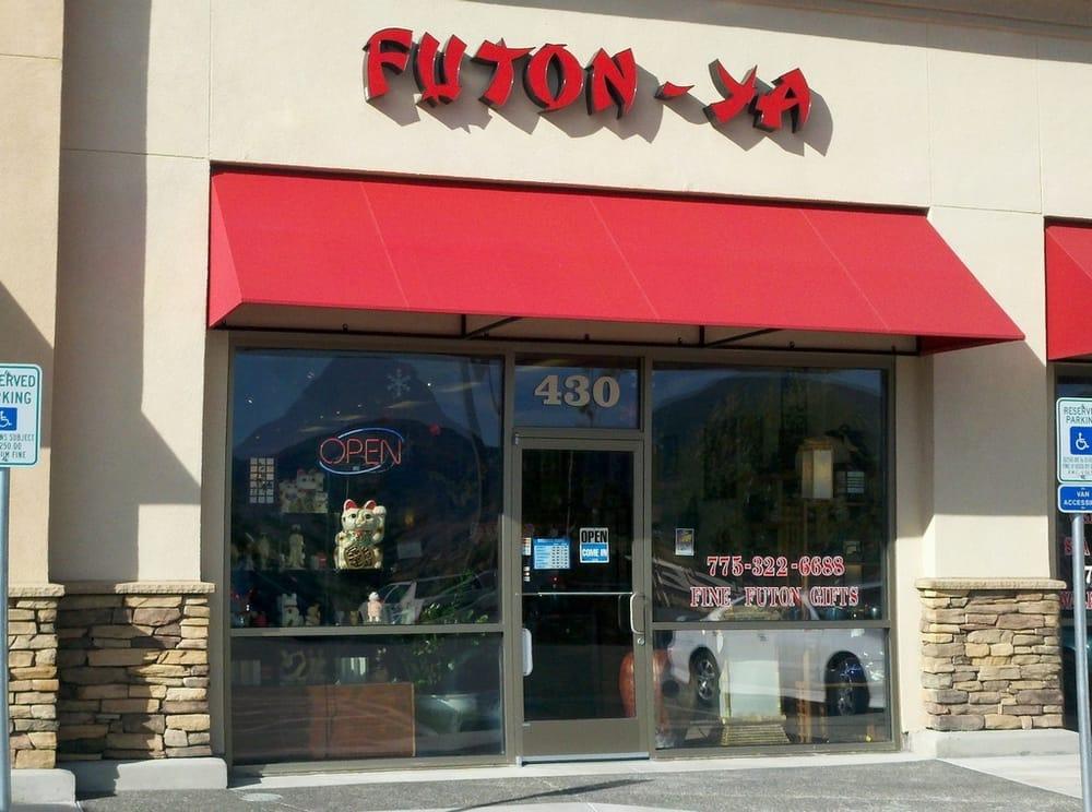Futon Ya Furniture Stores 1280 E Plumb Ln Reno Nv Phone Number Yelp