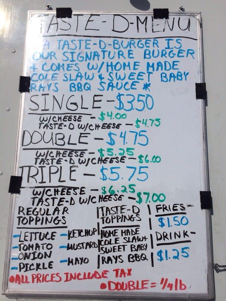Taste-D-Burger: Saint Louis, MO