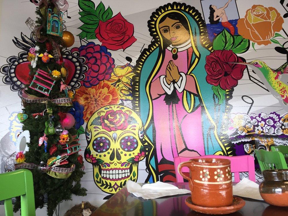 Pachanga - Sabor a México: 715 E Frontage Rd, Alamo, TX