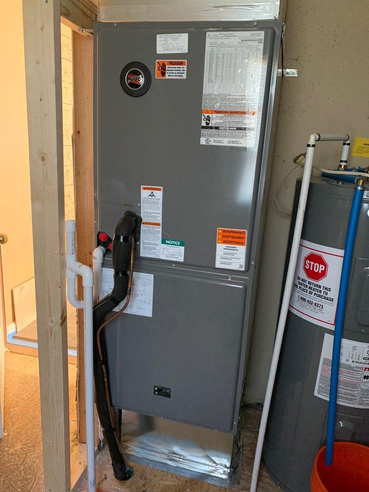 Kevin Robinson's Heating & Cooling: 217 N Hampton St, Kershaw, SC
